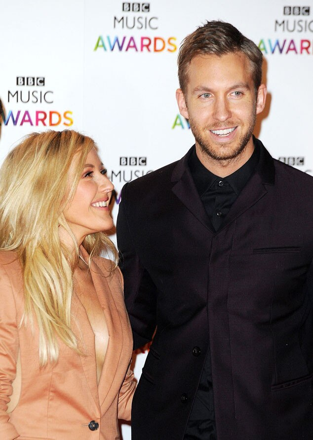 Ellie Goulding And Calvin Harris Are They Dating Ellie Goulding And Cal...