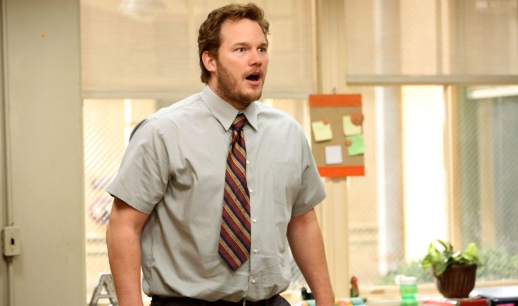 Chris Pratt, Parks & Recreation, Best TV Quotes