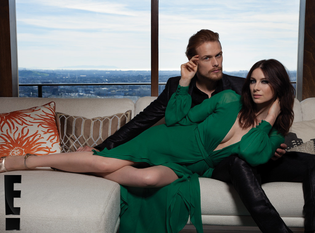 Outlander, emmy Magazine