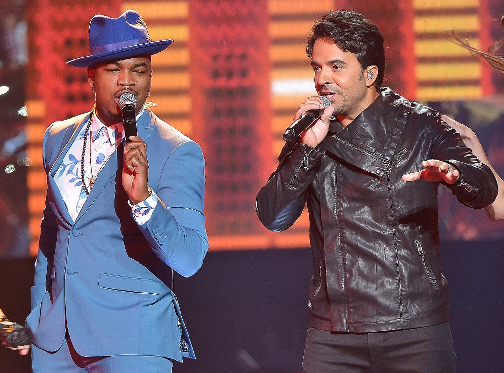 Ne-Yo, Enrique Iglesias, Billboard Latin Music Awards