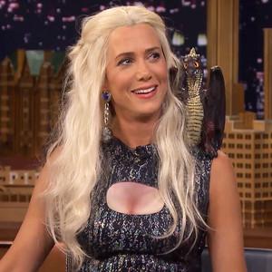 Kristen Wiig, Tonight Show