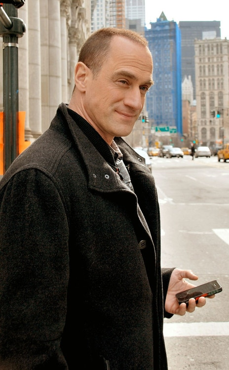 Christopher Meloni, Law & Order: SVU from TV's Most ... Christopher Meloni Law And Order