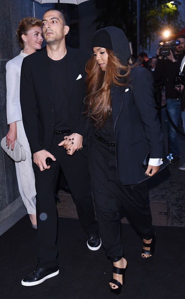 Janet Jackson And Wissam Al Mana Split: A Timeline Of Their Relationship