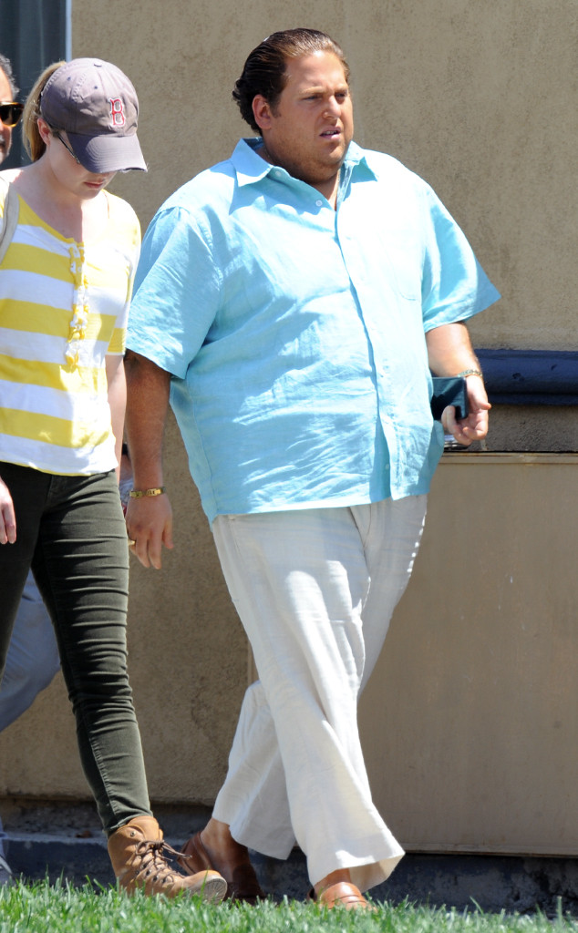 Rs 634 Jonah Hill Weight Gain Ms Fit 900 Auto Output Quality 100  Didnt Recognize  Begins Filming