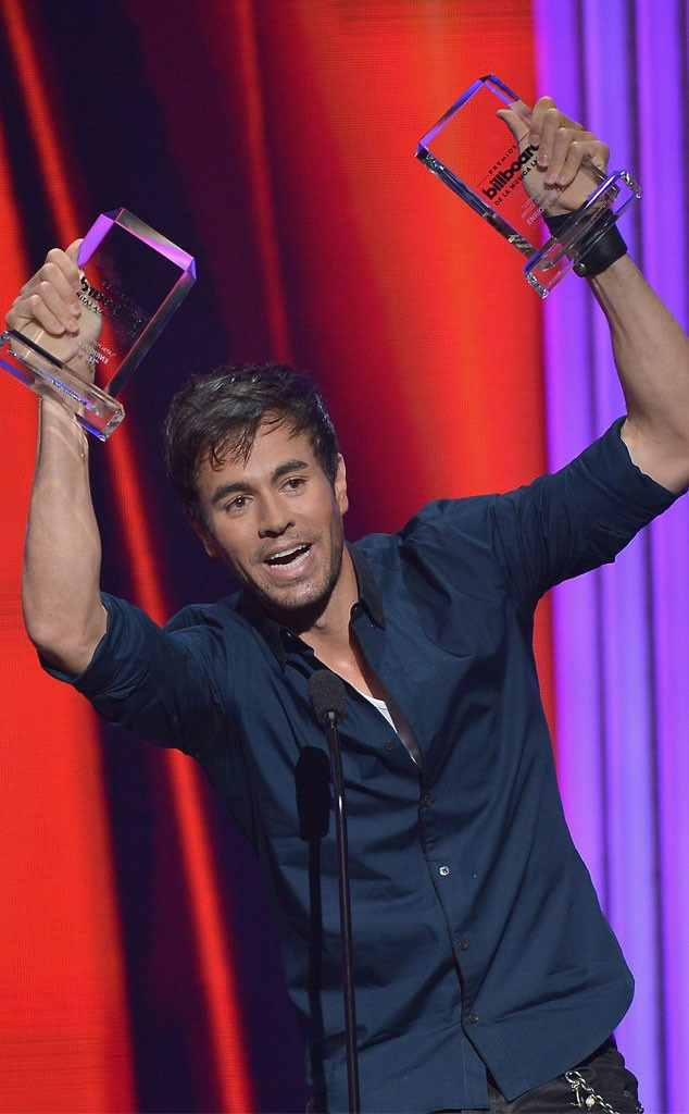 Enrique Iglesias, Billboard Latin Music Awards