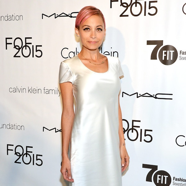 Nicole Richie Wedding Gown: Little White Dress From Nicole Richie's Best Looks