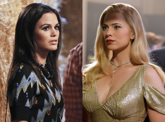 Hart Of Dixie, Rachel Bilson, Marvels Agent Carter, Hayley Atwell