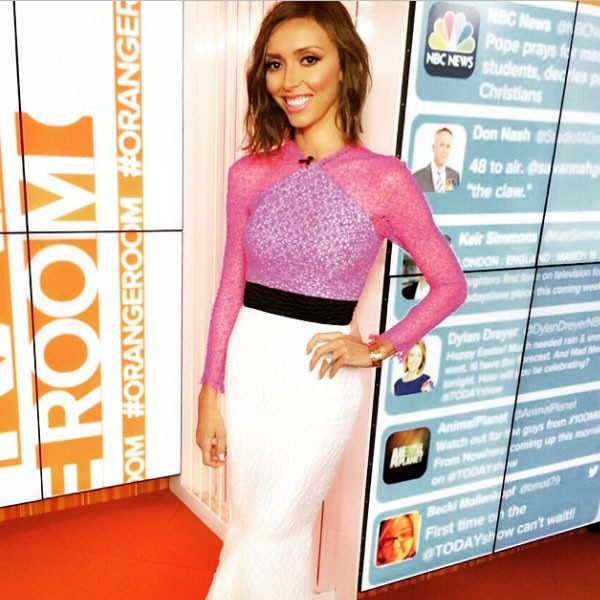 Giuliana Rancic, Instagram