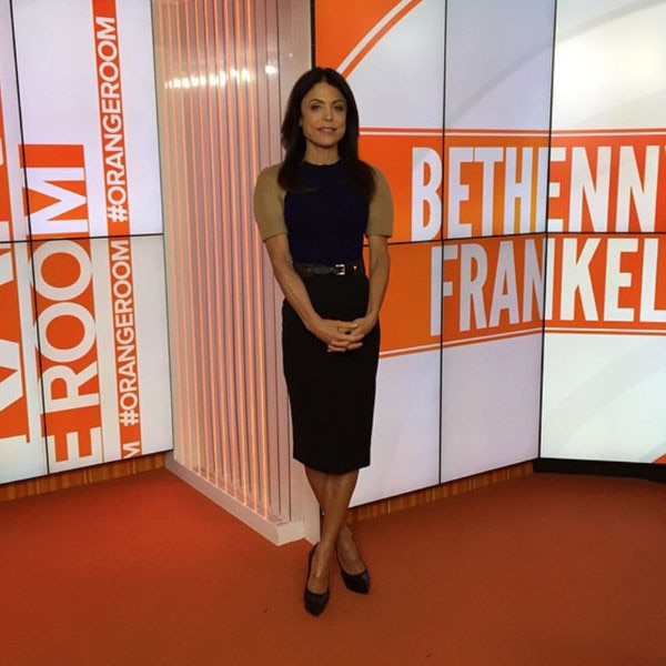 Bethenny Frankel, Instagram