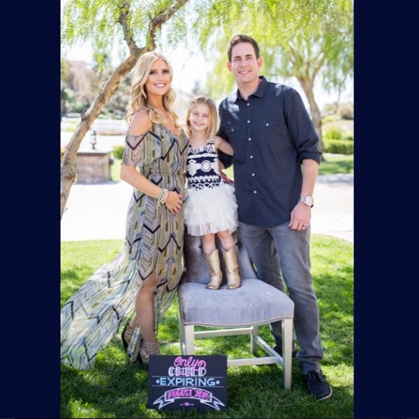 Hgtv 39 S Tarek And Christina El Moussa Expecting Second