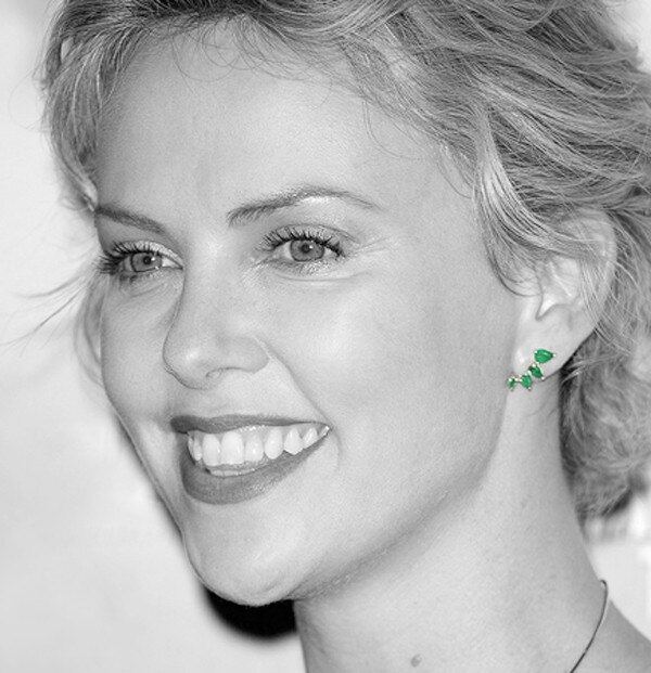 ESC, Best Dainty Jewelry Designers You Need to Know Charlize Theron