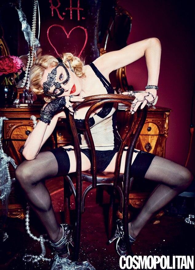 Madonna, Cosmpolitan