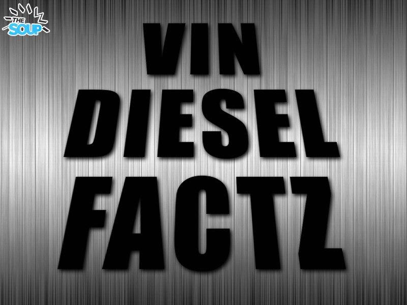VinDieselFacts