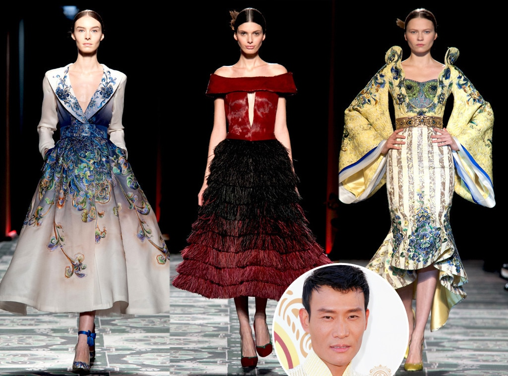 Laurence xu from chinese chinese american designers you for American haute couture designers