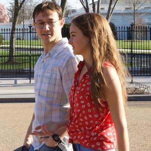 Joseph Gordon-Levitt, Shailene Woodley, Snowden
