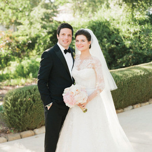 Casey Wilson, Wedding