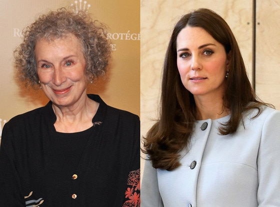 Margaret Atwood, Kate Middleton