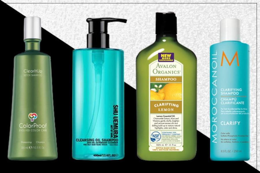 ESC, Clarifying Shampoos