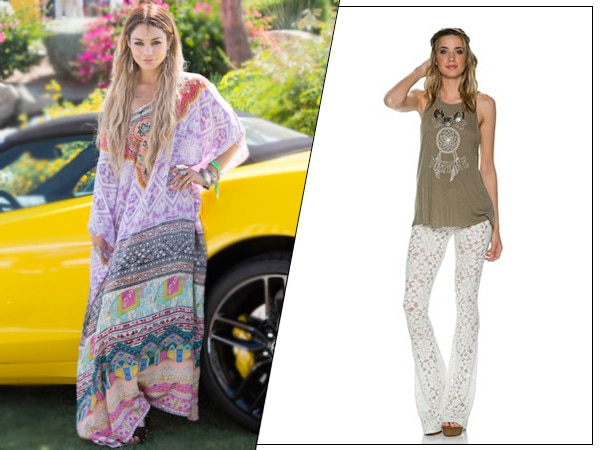 ESC, The New Coachella Staples, Boho
