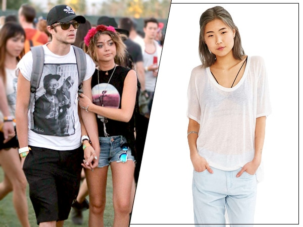 ESC, The New Coachella Staples, Muscle Tee