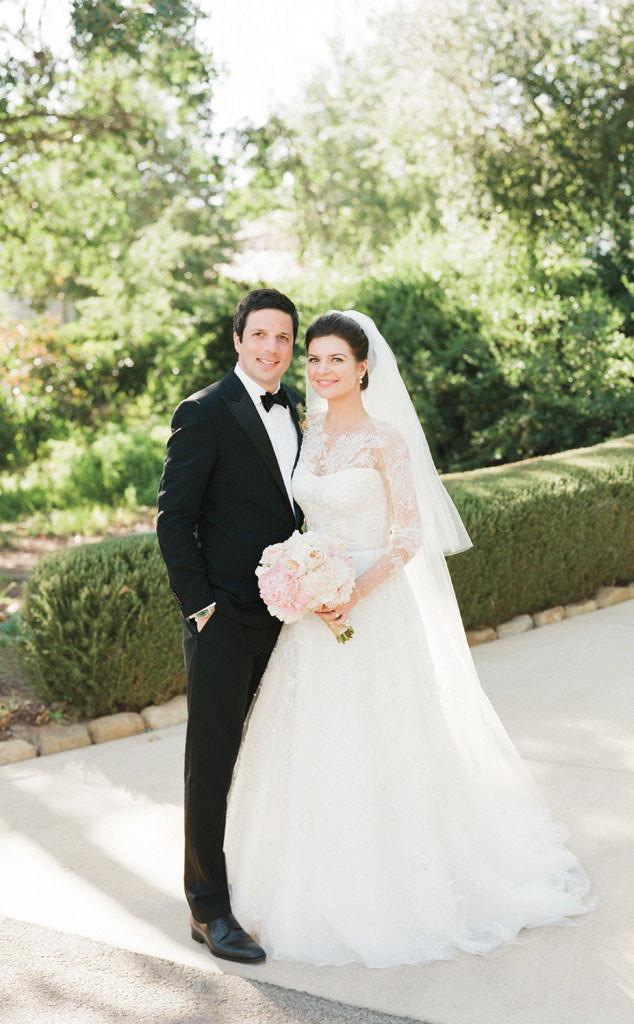 Casey Wilson, Wedding