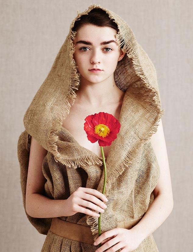 Dazed Magazine, Maisie Williams