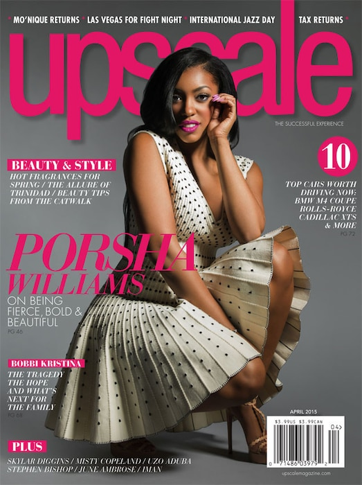 Porsha Williams, Upscale