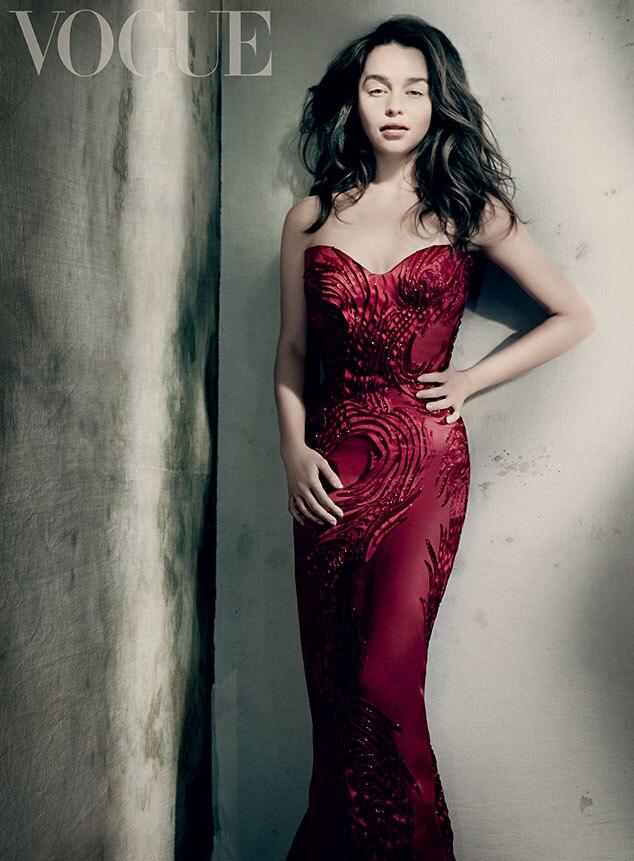 Emilia Clarke, Vogue