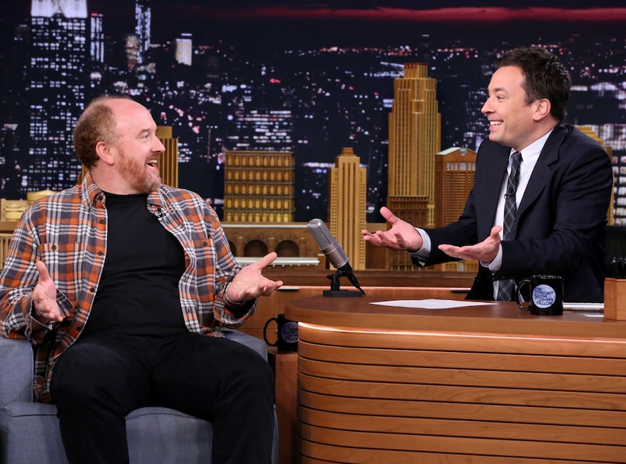 Louis C.K., Jimmy Fallon