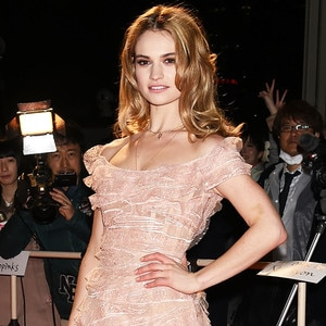 Lily James' Best Looks
