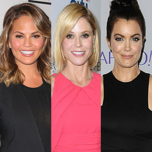 Chrissy Teigen, Julie Bowen, Bellamy Young