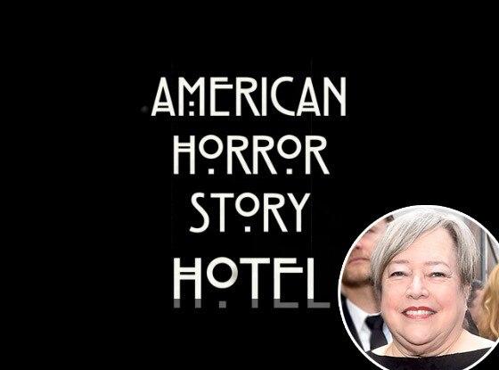 American Horror Story: Hotel, Kathy Bates