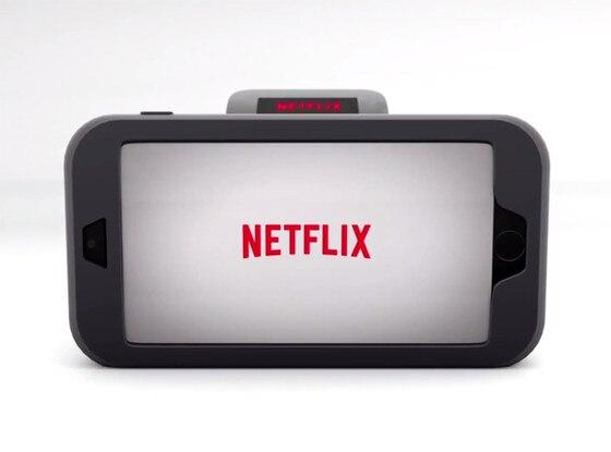 Netflix, Phone