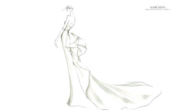Marchesa, Spring 2016 Bridal Collection