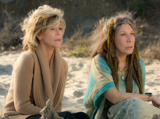 Jane Fonda, Lily Tomlin, Grace and Frankie