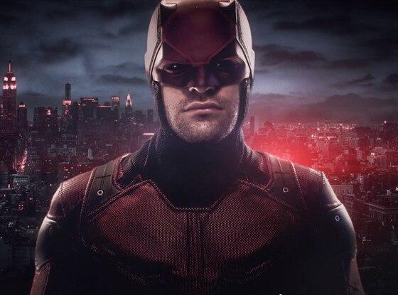 Daredevil, Red Suit