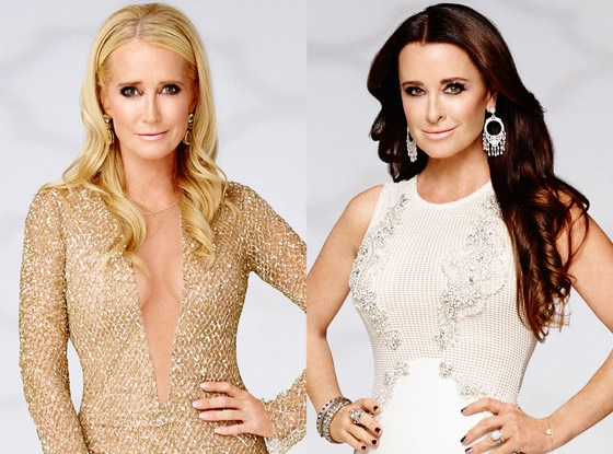Kyle Richards Opens Up About Kim Richards Feud There Are