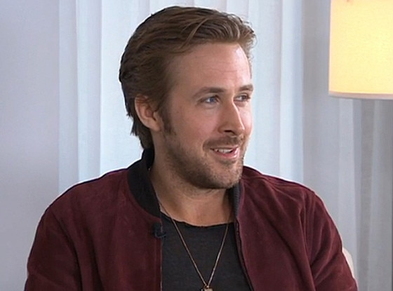 Ryan Gosling, BBC Breakfast