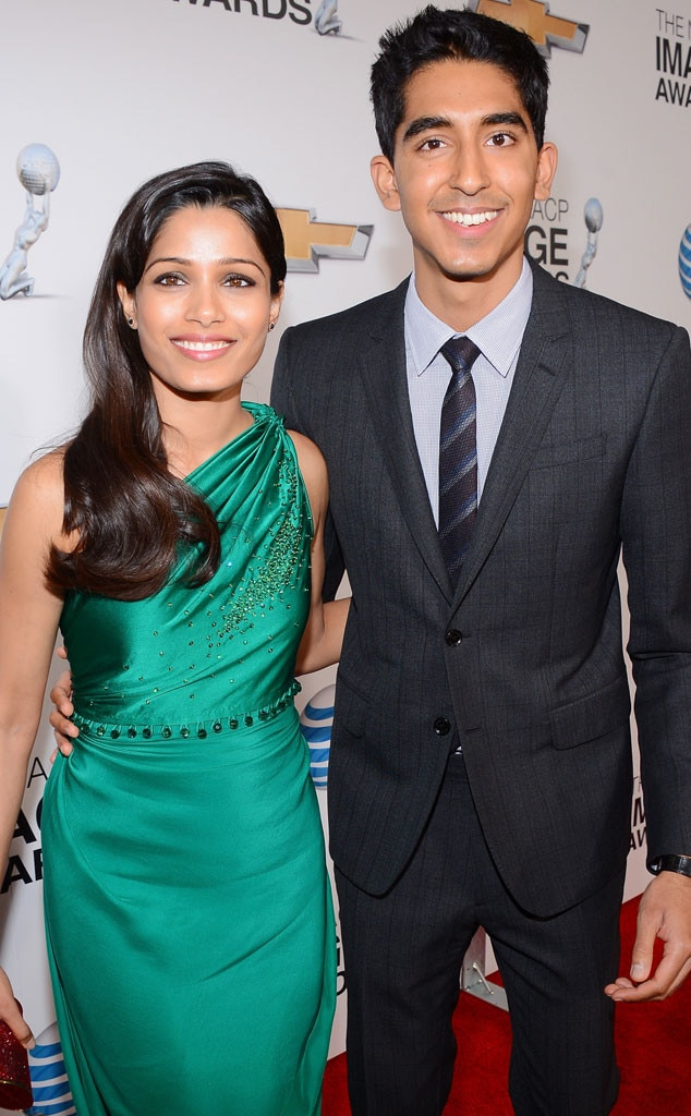 Freida Pinto Insists She Is Still Best Friends With Her Ex ...