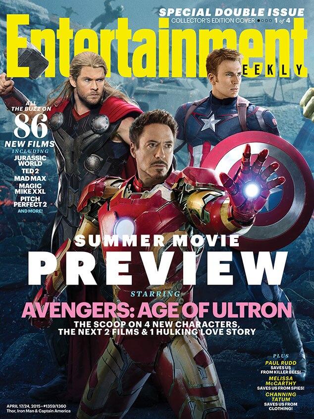 The Avengers, EW