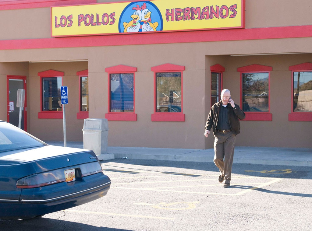 Breaking Bad's Los Pollos Hermanos Could Become A Real (and Spectacular) Restaurant