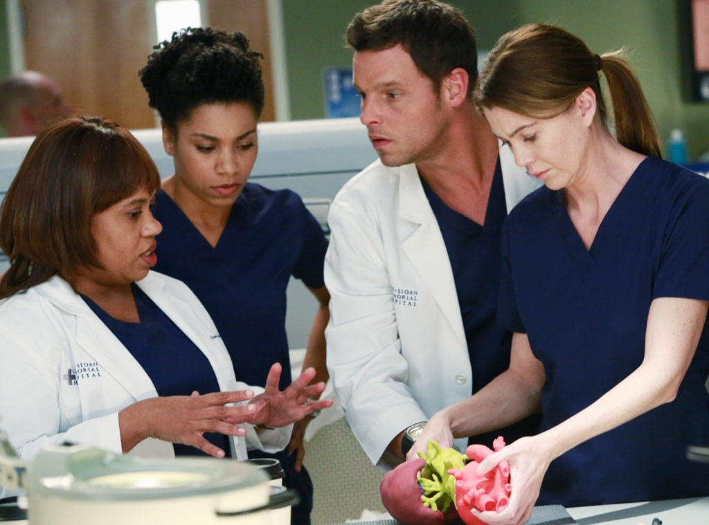 Should Meredith and Alex Get Together on Grey's Anatomy ...