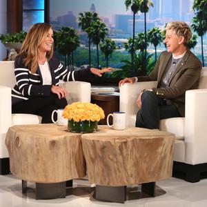 Melissa Rivers, Ellen DeGeneres