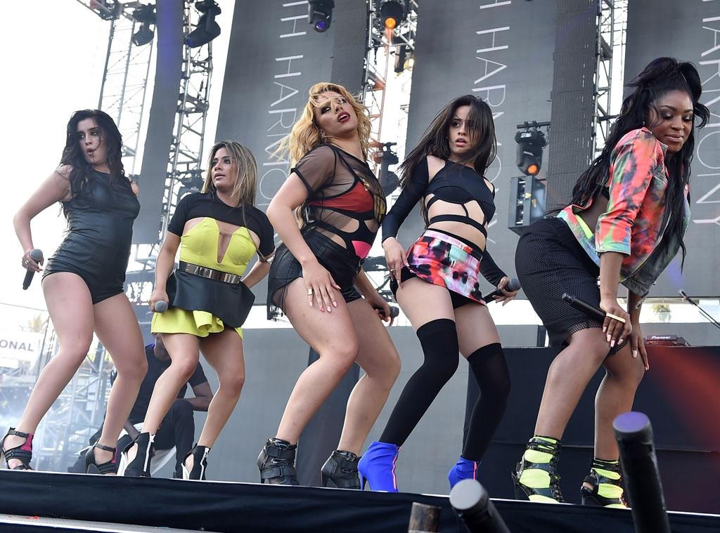Lauren Jauregui, Ally Brooke, Dinah-Jane Hansen, Camila Cabello, Normani Kordei of Fifth Harmony, Wango Tango