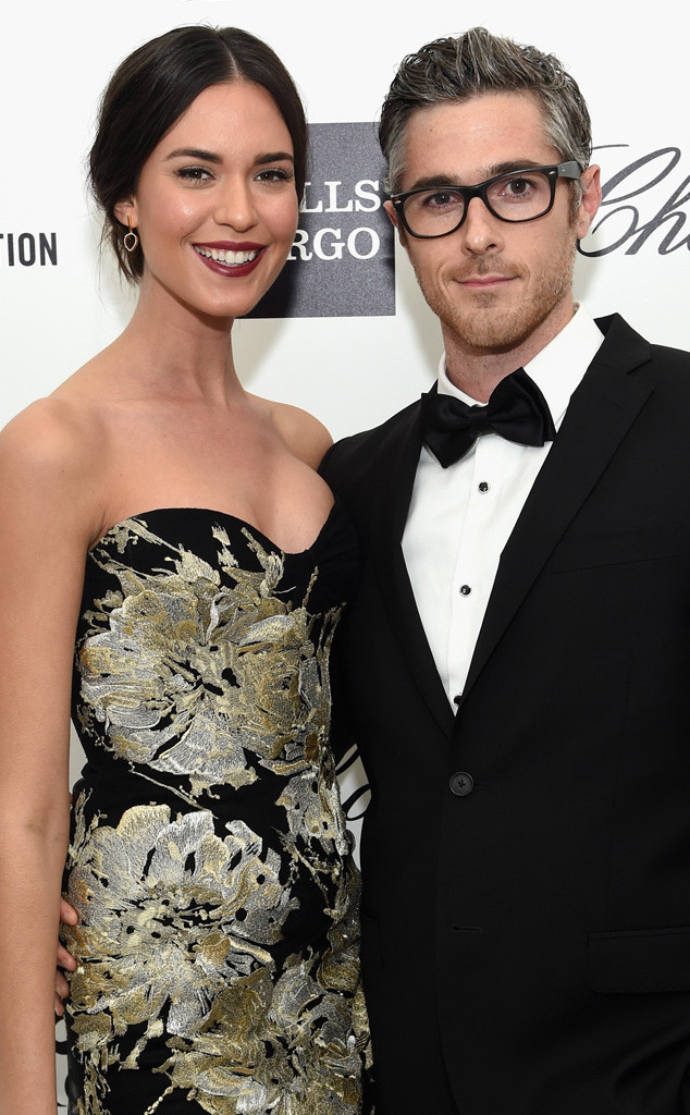 Odette Annable And Dave Annable 2017