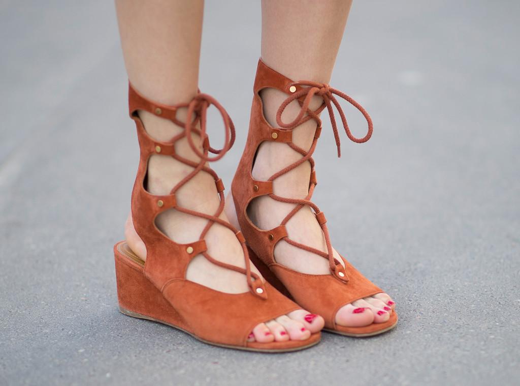 Street Style: Sandals