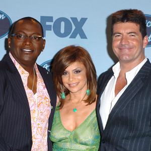 Randy Jackson, Paula Abdul, Simon Cowell, American Idol