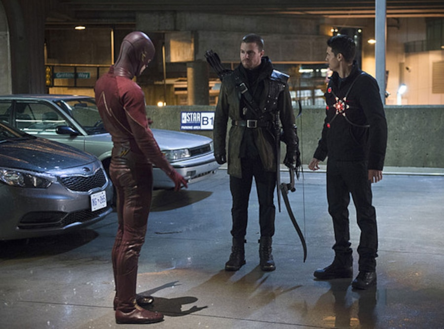 The Flash, Rogue Air
