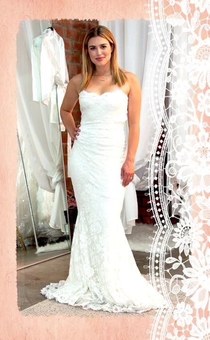 Carissa loethen 39 s bridal blog should i rent my wedding for Rent my wedding dress