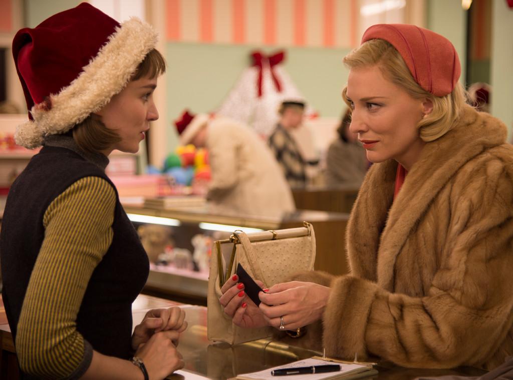 Rooney Mara, Cate Blanchett, Carol